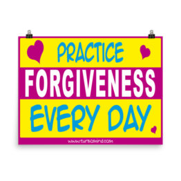 Practice Forgiveess Every Day