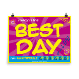 ITS A GREAT DAY EVERY DAY