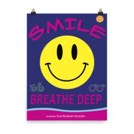 Simle and Breathe Deep
