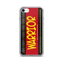 """""""warrior""""-iPhone 7/7 Plus Case"""