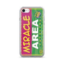 """MIRACLE AREA""-iPhone 7/7 Plus Case"