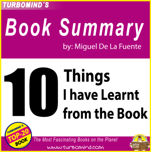 """""""Put a shark in your tank"""", By Kevin Harrington, Summary by Miguel De La Fuente, www.turbomind.com"""