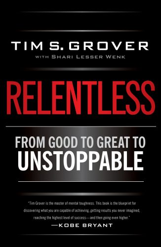 """Relentless"", from Good to Great to Unstoppable, Book Summary, by Miguel De La Fuente, https://www.turbomind.com/"