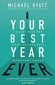 "TURBOMIND BOOOK CLUB, and today we have one of my favorite coaching books called ""YOUR BEST YEAR EVER"""