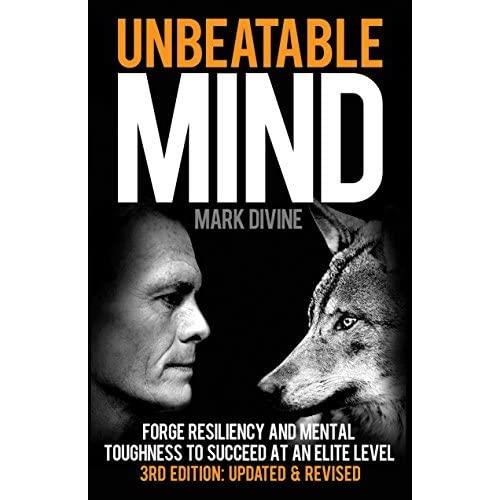 """""""Unbeatable Mind"""", Mark Divine, Book summary"""