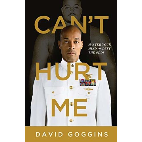 """Can´t Hurt Me"", by David Goggins, turbomind Book Club"