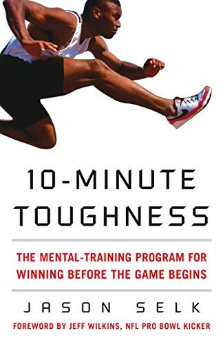 10-Minute Toughness, by Jason Selk, turbomind.com Book Club, miguel de la fuente, https://www.turbomind.com