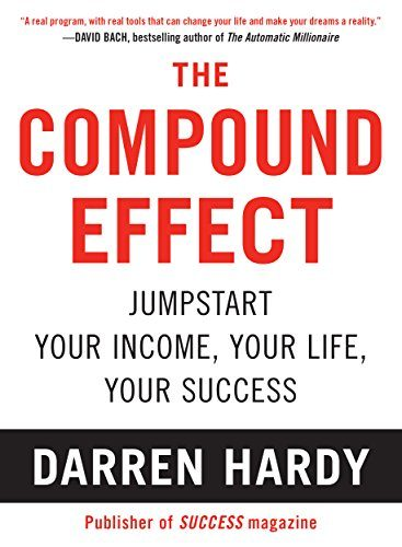 The Compound Effect, by Darren Hardy, turbomind.com Book Club, miguel de la fuente, https://www.turbomind.com