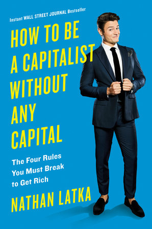 How to be a Capitalist without Capital. Nathan Latka, turbomind.com Book Club, miguel de la fuente, https://www.turbomind.com