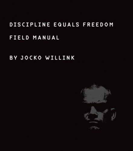 DISCIPLINE EQUALS FREEDOM, by Jocko Willink, turbomind book club, by miguel de la fuente https://www.turbomind.com