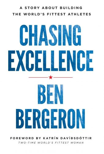 Chasing EXCELLENCE, by Ben Bergeron, turbomind, book, club, miguel de la fuente, https://www.turbomind.com