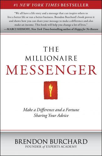 Millionaire messenger, book summary, turbomind.com