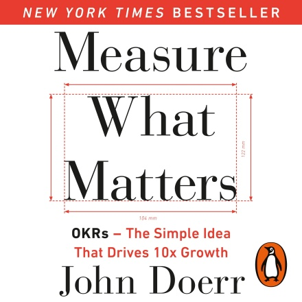 Measure What Matters, by John Doerr, turbomind book club, miguel de la fuente, https://www.turbomind.com