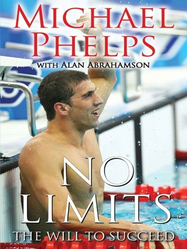 No limits, by Michael Phelps The Will to Succeed, turbomind.com book club, miguel de la fuente, https://www.turbomind.com