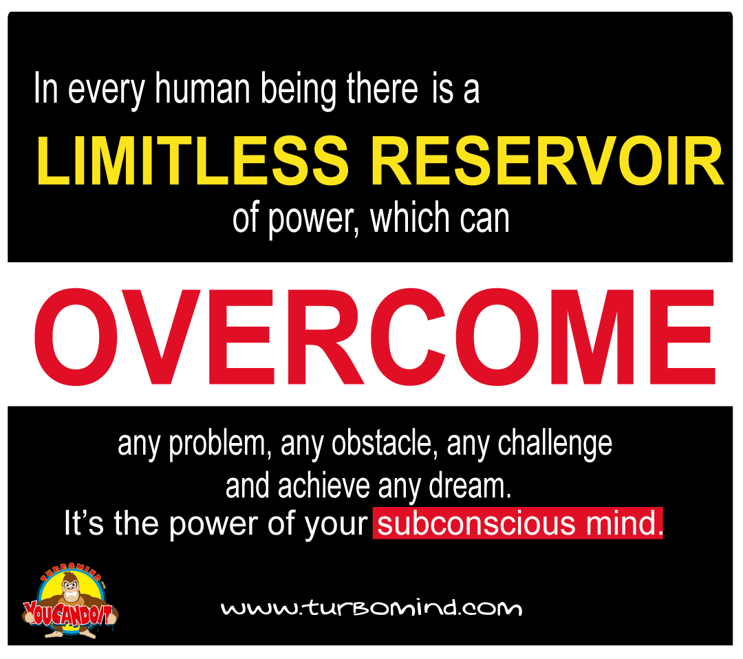 OVERCOME ANYTHING