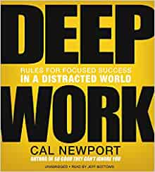 Deep Work, Cal Newport, turbomind.com