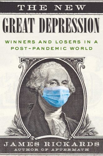 """""""The New Great Depression"""", by Jim Rickards, TurboMind Book Summary, Review and Discussion by Miguel De La Fuente. https://www.turbomind.com/"""