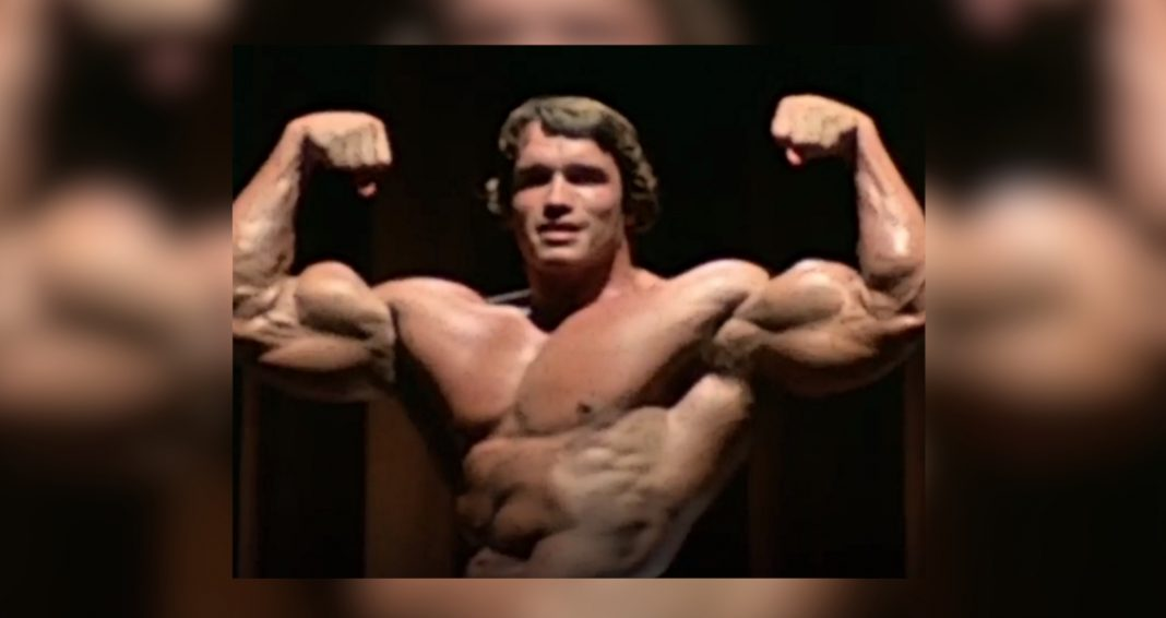 "Arnold Schwarzenegger, ""PROVE THEM WRONG"" Video"