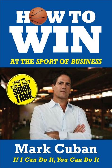 How to Win, by Mark Cuban, Book Discussion
