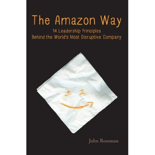 """The Amazon Way"", by John Rossman, TURBOMIND Book Discussion"