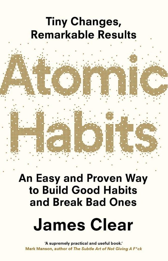 """""""ATOMIC HABITS"""", by James Clear, TurboMind Book Summary of the Week"""
