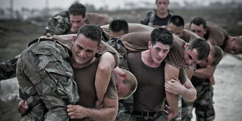 Hell Week, Military training