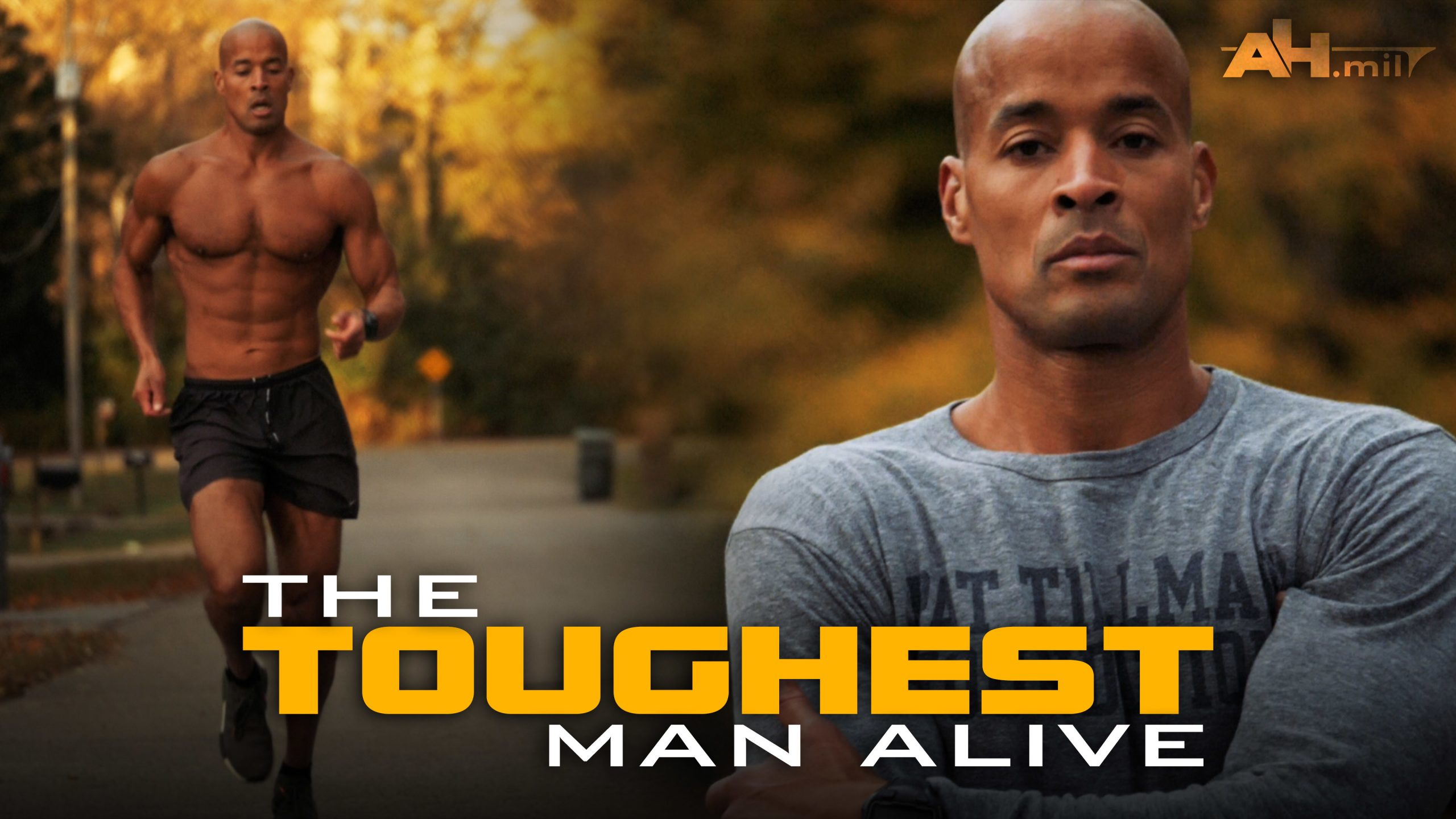 """Take the Time to TRAIN Your Mind"" by David Goggins"