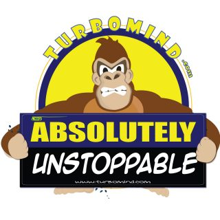 ABSOLUTELY UNSTOPPABLE NFT, TURBOMIND.COM