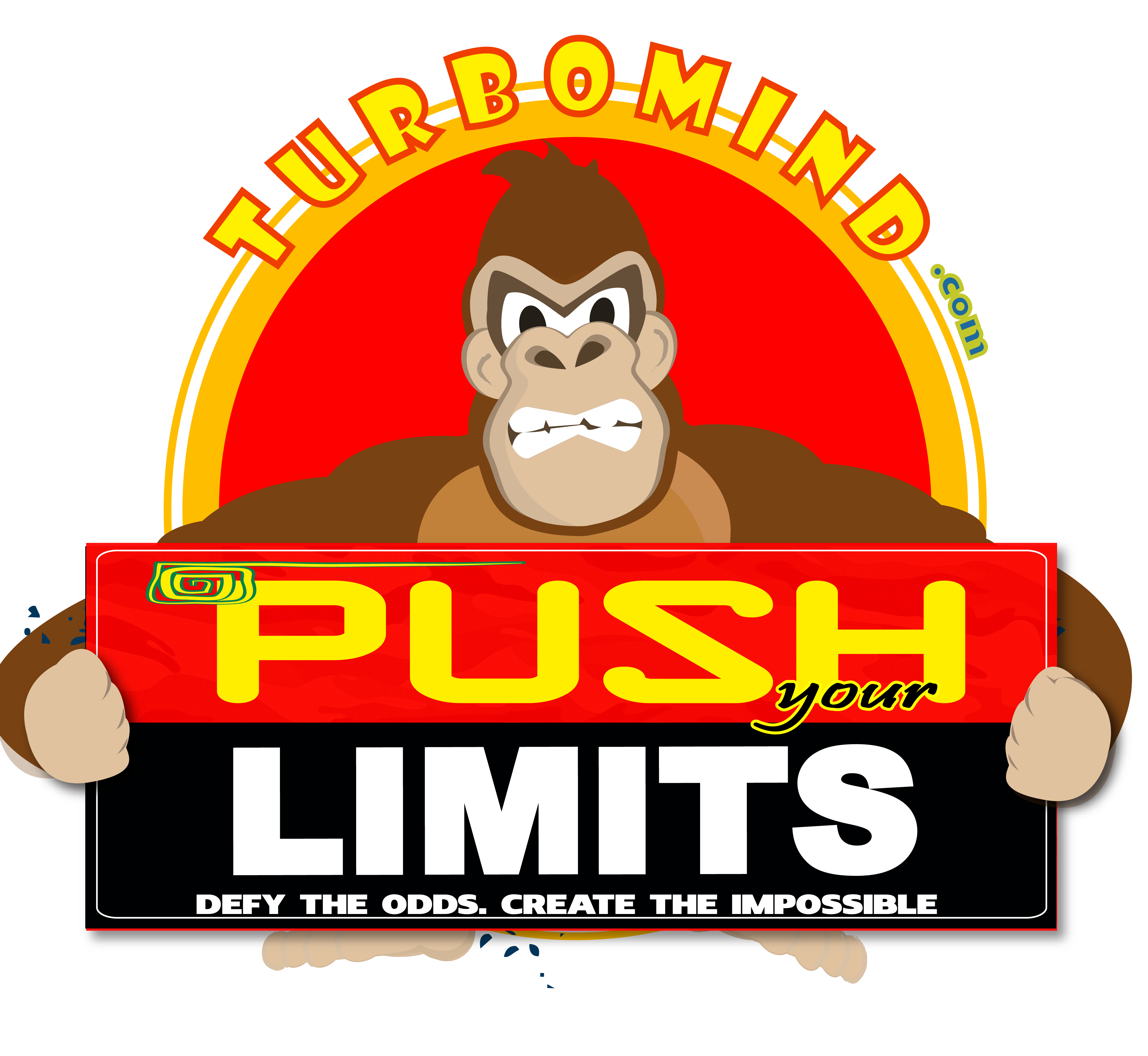 """TURBOMIND #15, """"Push Your Limits"""""""