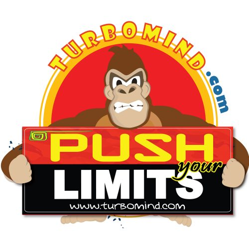 """TURBOMIND """"PUSH YOUR LIMITS"""" NFT"""